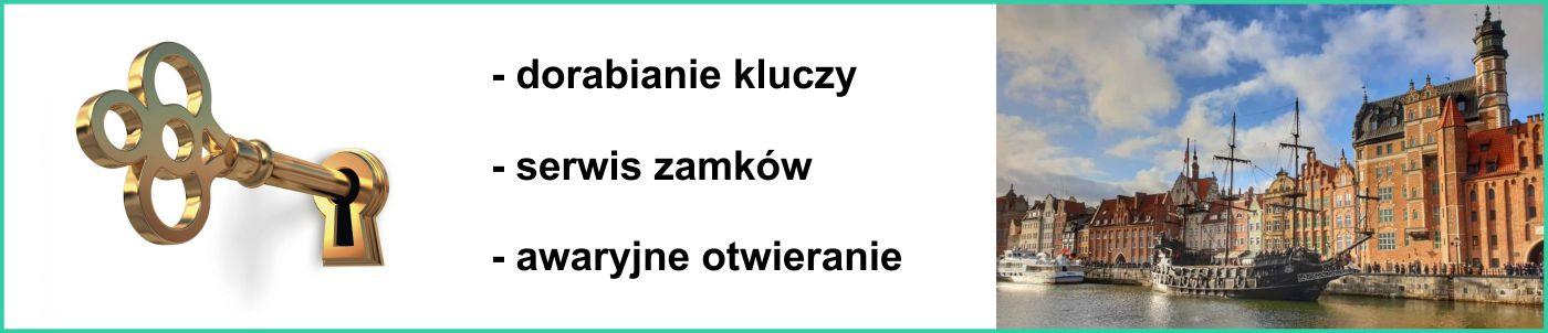 Gdzie dorobić klucze w Gdańsku