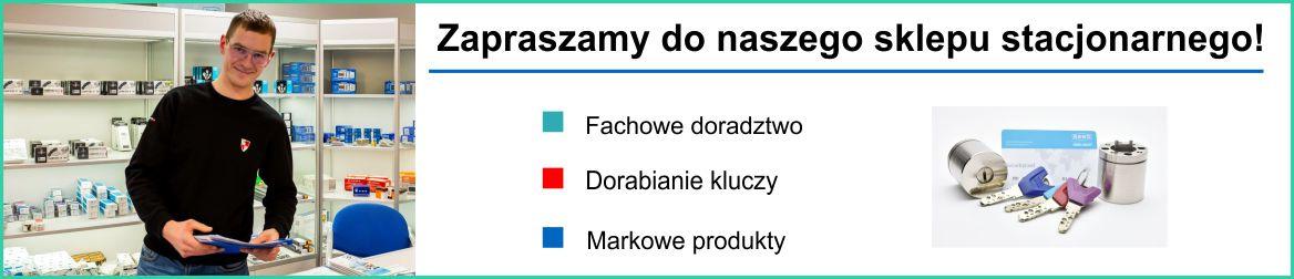 Sklep stacjonarny Gdańsk