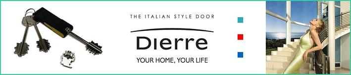 Wkładka do drzwi Dierre MIA